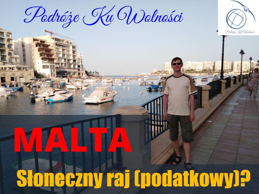 Malta – Słoneczny raj (podatkowy) [FILM]